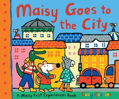 Maisy Goes to the City  -     By: Lucy Cousins     Illustrated By: Lucy Cousins