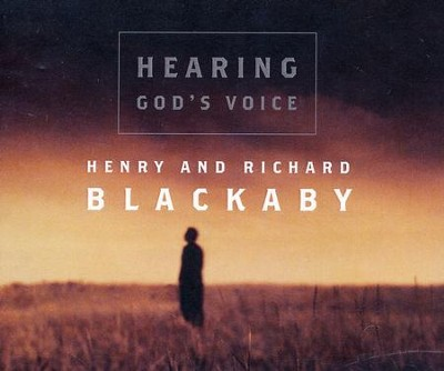 Hearing God's Voice - unabridged audio book on CD  -     Narrated By: Tom Parks     By: Henry Blackaby, Richard Blackaby