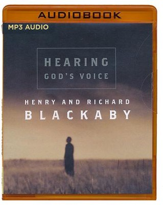 Hearing God's Voice - unabridged audio book on MP3-CD  -     Narrated By: Tom Parks     By: Henry Blackaby, Richard Blackaby