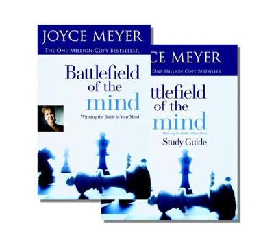 Battlefield of the Mind--Book and Study Guide  -     By: Joyce Meyer