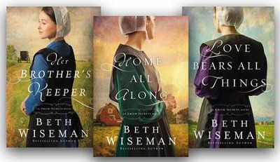 Amish Secrets Series, Volumes 1-3  -     By: Beth Wiseman