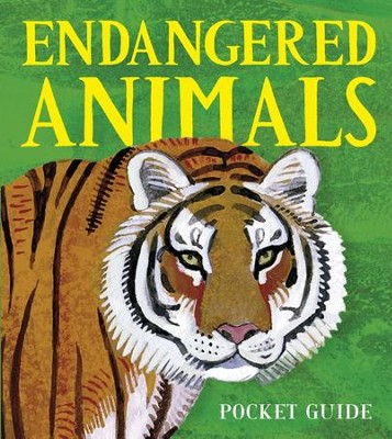 Endangered Animals: A 3D Pocket Guide  -     By: Sarah Young     Illustrated By: Sarah Young