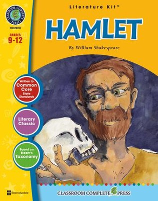 Hamlet (William Shakespeare) Literature Kit  -     By: Dan McCormick