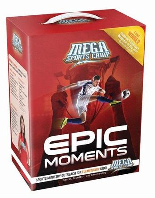 MEGA Sports Camp Epic Moments Starter Kit  -