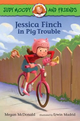 Jessica Finch in Pig Trouble  -     By: Megan McDonald     Illustrated By: Erwin Madrid