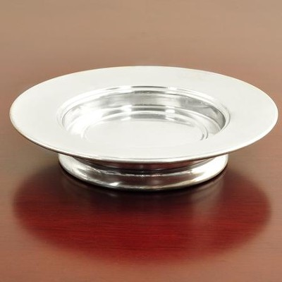 Aluminum Stacking Bread Plate  -
