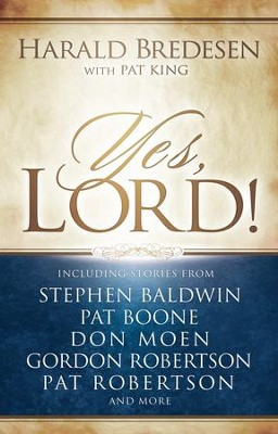 Yes, Lord! - eBook  -     By: Harald Bredesen, Pat King