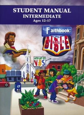 Faithbook VBS: Intermediate Student Manual   -