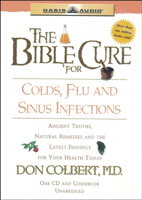 The Bible Cure for Colds and Flu - Audiobook on CD  -     Narrated By: Tim Lundeen     By: Don Colbert M.D.