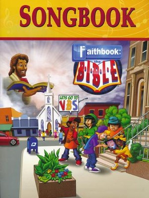 Faithbook VBS: Songbook   -