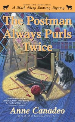 The Postman Always Purls Twice - eBook  -     By: Anne Canadeo