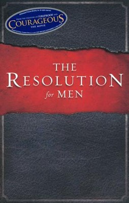 The Resolution for Men - Slightly Imperfect  -     By: Stephen Kendrick, Alex Kendrick, Randy Alcorn