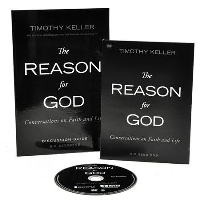 The Reason for God Study Pack, DVD & Participant Guide   -     By: Timothy Keller