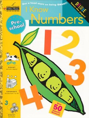 I Know Numbers (Preschool)  -