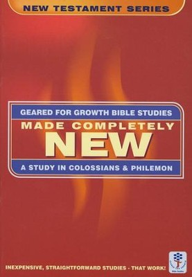 Made Completely New: A Study in Colossians & Philemon,    -     By: Dorothy Russell