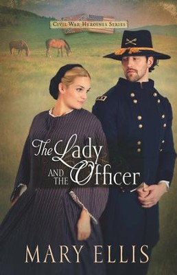 Lady and the Officer, The - eBook  -     By: Mary Ellis