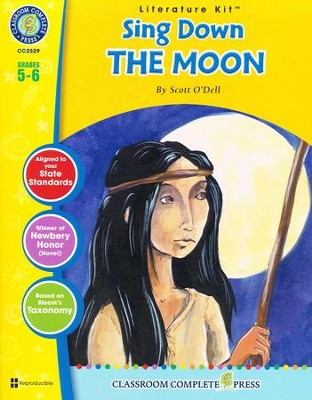Sing Down the Moon (Scott O'Dell) Literature Kit  -