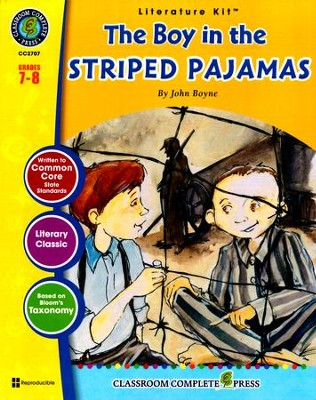 The Boy in the Striped Pajamas (John Boyne) Literature   Kit  -