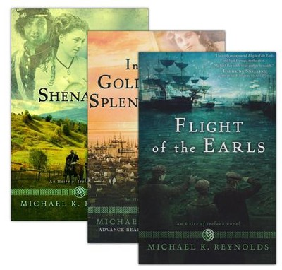 Heirs of Ireland Series, Volumes 1-3  -     By: Michael K. Reynolds