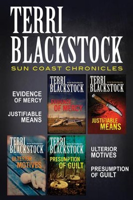 The Sun Coast Chronicles Collection - eBook  -     By: Terri Blackstock