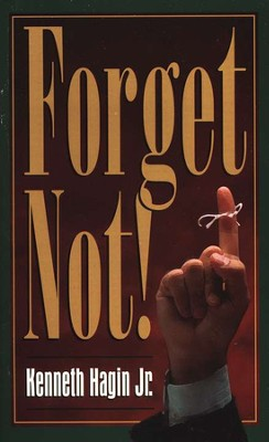Forget Not - Slightly Imperfect  -