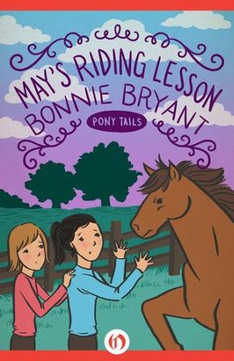 May's Riding Lesson - eBook  -     By: Bonnie Bryant