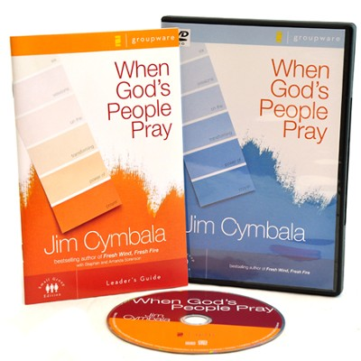 When God's People Pray, Small Group DVD   -     By: Jim Cymbala