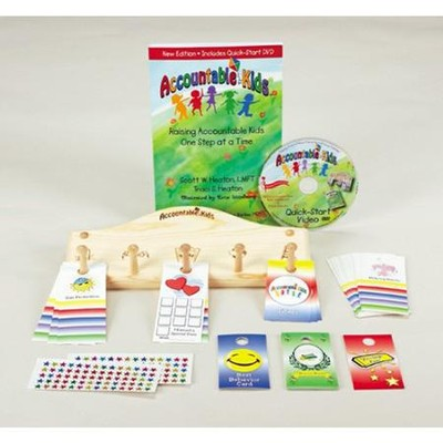 Accountable Kids--Basic Start-up Package   -