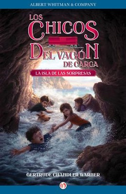 La isla de las sorpresas - eBook  -     By: Gertrude Chandler Warner