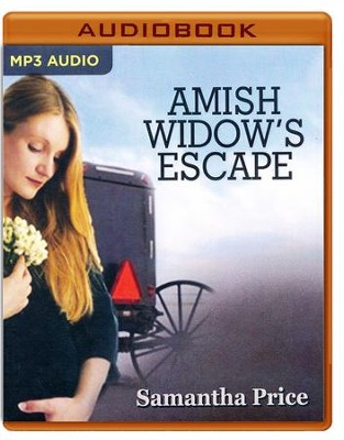 Amish Widows Escape - unabridged MP3-CD   -     Narrated By: Heather Henderson     By: Samantha Price