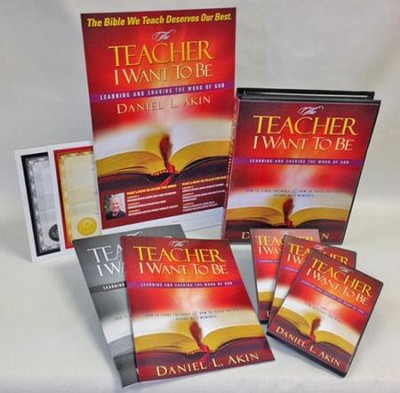 The Teacher I Want To Be DVD Curriculum Kit  -     By: Danny Akin
