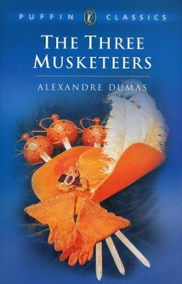 The Three Musketeers   -     By: Alexandre Dumas