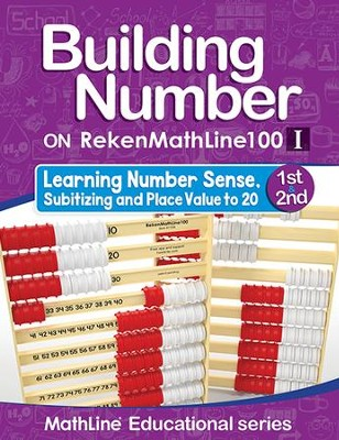 Building Number on RekenMathLine 100 Part 1 (Grade 1)   -