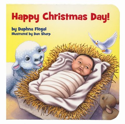 Happy Christmas Day!  -     By: Daphna Flegal