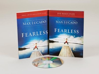 Fearless DVD with Participant's Guide   -     By: Max Lucado