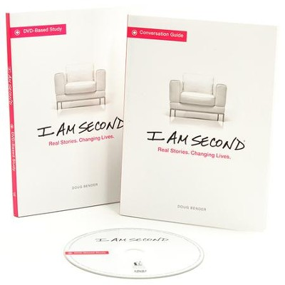 I Am Second-DVD Based Study Kit  -     By: Dave Sterrett, Doug Bender