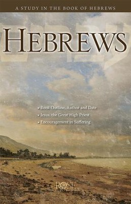 Hebrews - eBook  -     By: Rose Publishing