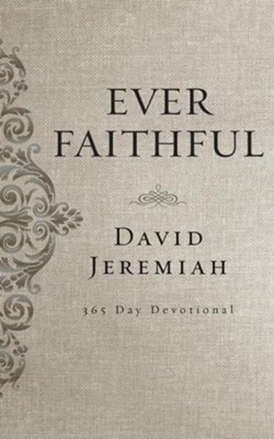 Ever Faithful: A 365-Day Devotional - unabridged audiobook on CD  -     By: Kirk Curnutt