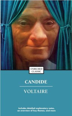 Candide - eBook  -     By: Voltaire