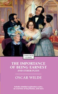 The Importance of Being Earnest and Other Plays - eBook  -     By: Oscar Wilde