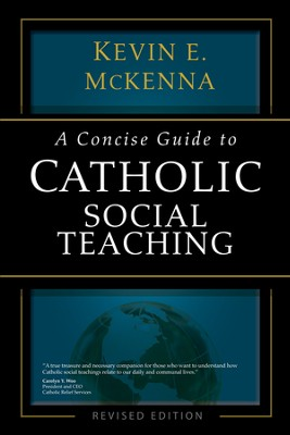 A Concise Guide to Catholic Social Teaching - eBook  -     By: Kevin E. McKenna
