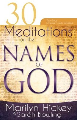 30 Meditations on The Names Of God - eBook  -     By: Marilyn Hickey