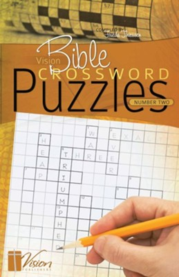 Bible Crosswords Puzzles #2  -     By: Freida Thiessen