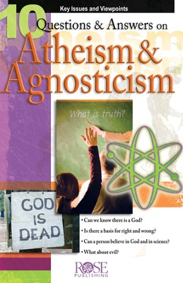 10 Q&A on Atheism and Agnosticism - eBook  -     By: Dr. Norman Geisler, Alex McFarland