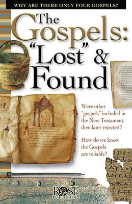 The Gospels: Lost and Found - eBook  -     By: Dr. Timothy Paul Jones