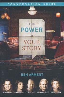 The Power of Your Story Participant's Guide   -     By: Various Authors
