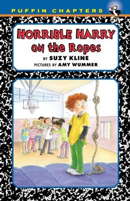 Horrible Harry on the Ropes - eBook  -     By: Suzy Kline     Illustrated By: Frank Remkiewicz
