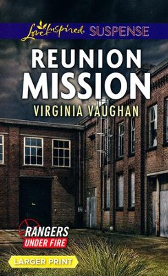 Reunion Mission, Large Print   -     By: Virginia Vaughan