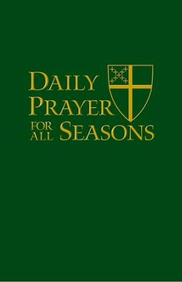 Daily Prayer for All Seasons - eBook  -     By: The Standing Commission on Liturgy and Music, Office of General Convention Episcopal Church