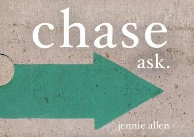 Chase Discussion Card Set  -     By: Jennie Allen